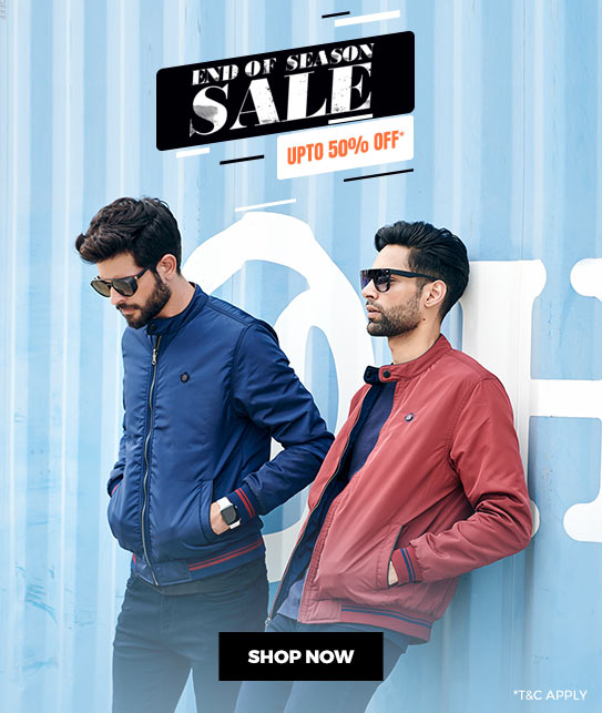 End of Season Sale ( UPTO 50% OFF)