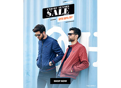 End of Season Sale ( Flat 40% OFF )