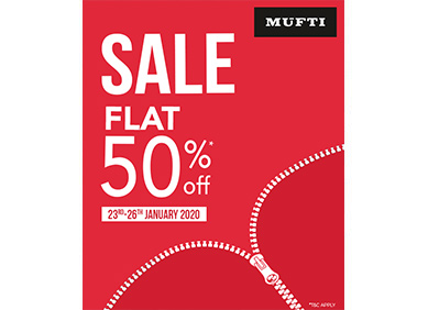 End of Season Sale ( Flat 50% OFF )
