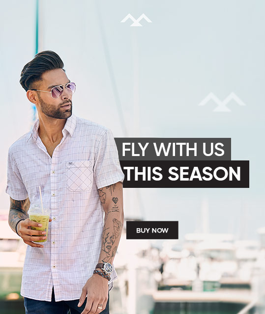 Flat 60% OFF - Mufti Sale