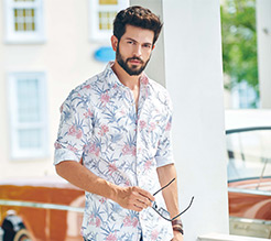 Mufti Spring Floral Shirts
