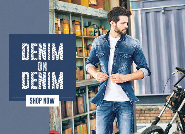 Mufti , Jeans for Men